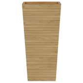 """ASI Solid Bamboo™ Tall - 13""""w X 26""""h"""